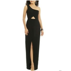 BCBGMAXAZRIA Kauri gown off shoulder dress i33